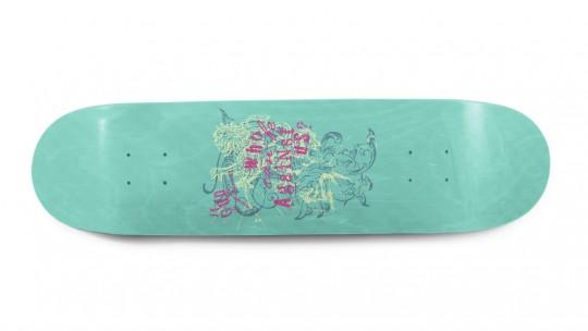 Mockup this Skateboard, version 2!