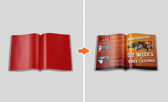 Magazine-open_before_after