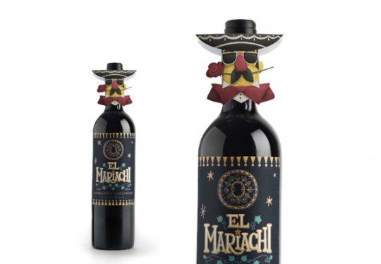 El Mariachi Red Wine Collection