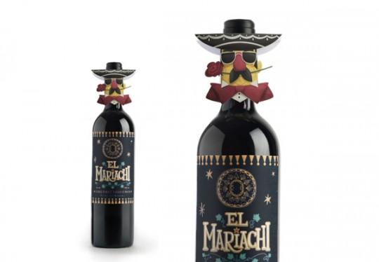 El Mariachi Red Wine Collection