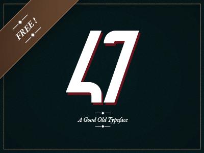 47---typeface-dribbble