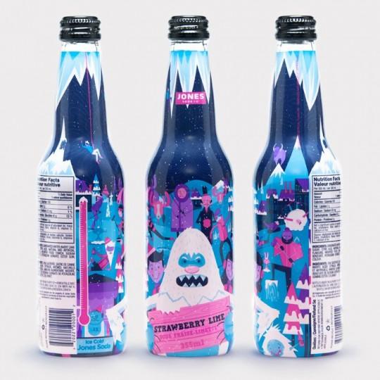 Jones Holiday Bottles