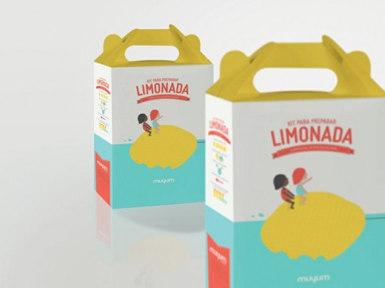 Muyum Packaging by Tatabistudio