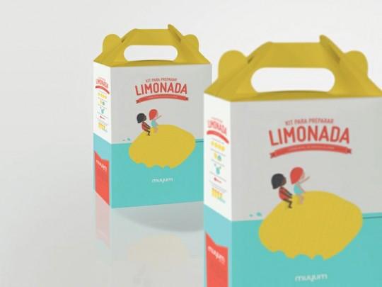 Muyum Packaging by Tatabistudio
