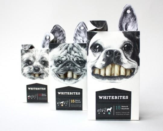 Whitebites by Cecilia Uhr