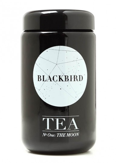 Blackbird Tea Nº One: The Moon