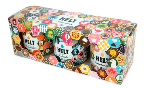 Helt Packaging by Studio Arhoj