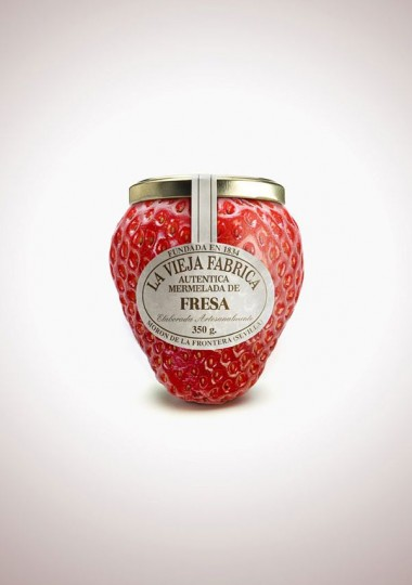 La Vieja Fabrica Strawberry Marmalade