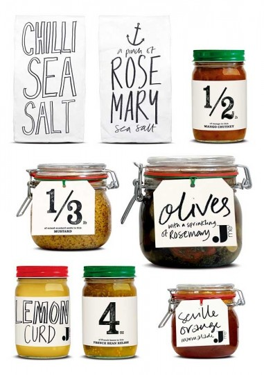 Jamie Oliver's Food Line by Pearlfisher