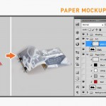 Must-Have PSD Mockups: The Paper Mockup Templates Pack is Here!