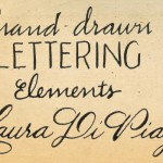Introducing Hand Drawn Lettering Elements: All American Grit
