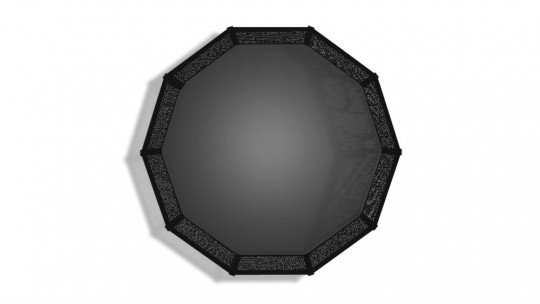 mockup templates MMA Ring