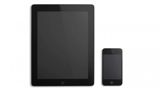 mockup templates Responsive iPad and iPhone