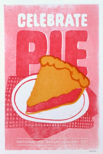 Celebrate Pie by Wilding Davis & Company