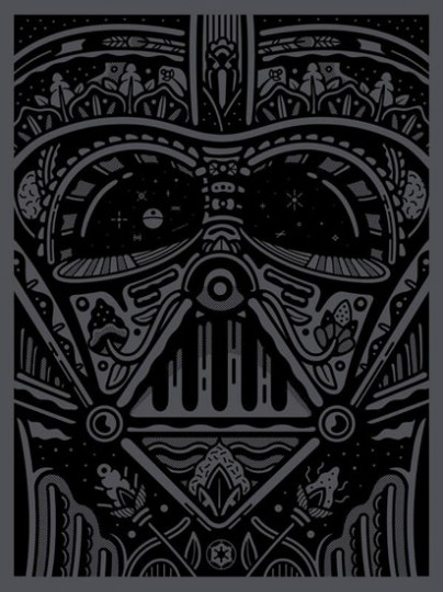 Darth Vader by Chris Delorenzo