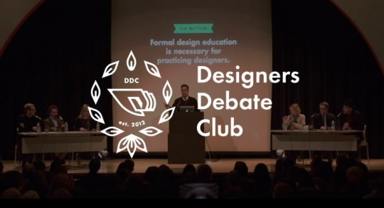The Designer's Debate Club is just one of many panels at WMC Fest 5