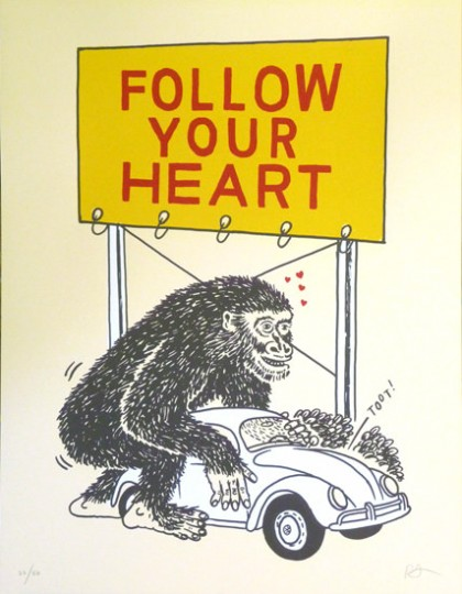 Follow Your Heart by Ryan Duggan
