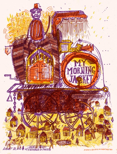 My Morning Jacket | The Bubble Process