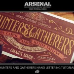 Hand Lettering Tutorial Release: How to Letter with Jason Carne