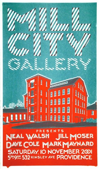 Mill City Gallery by Ian Cozzens