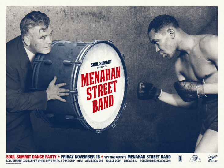 Menahan Street Band / Soul Summit