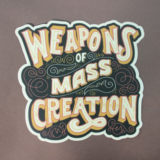 weapons of mass creation fest prize 2