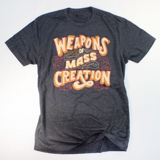 weapons of mass creation fest prize