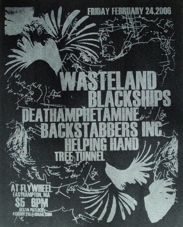 Wasteland Poster | Meghan Minior