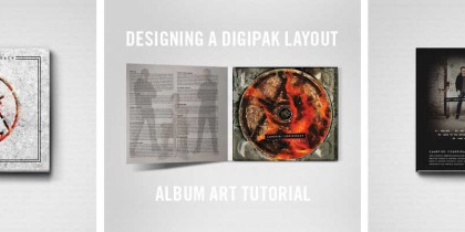DIGIPAK TUTORIAL