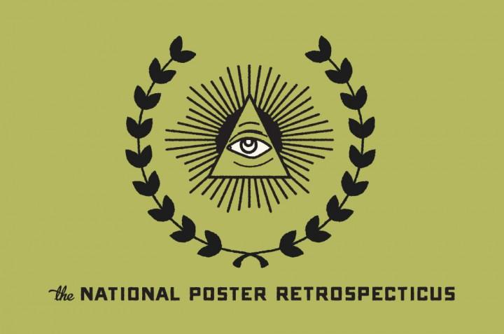 National-Poster-Retrospecticus-Logo