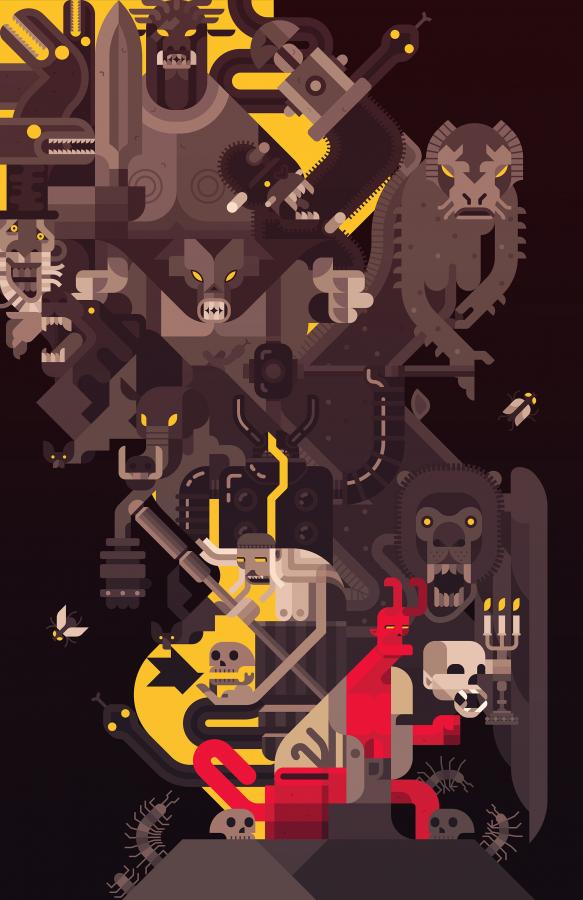 Hellboy | Daniel Nyari