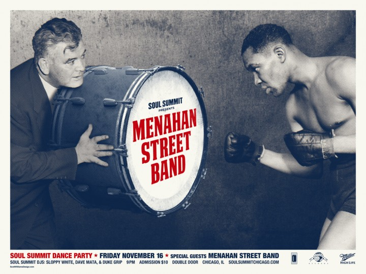 Soul Summit Menahan Street Band