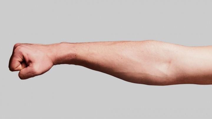 Forearm Template: New Tattoo Mockup Templates