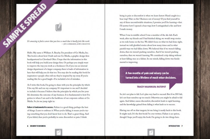Free Ebook Templates. 80 free and premium business powerpoint ...