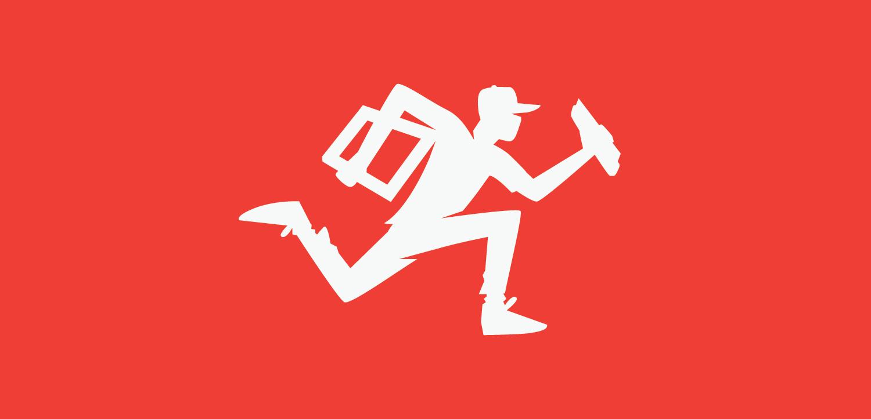 Screeners express logo design by go media for Design lago