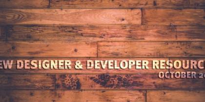 DESIGNER-DEVELOPER-RESOURCES