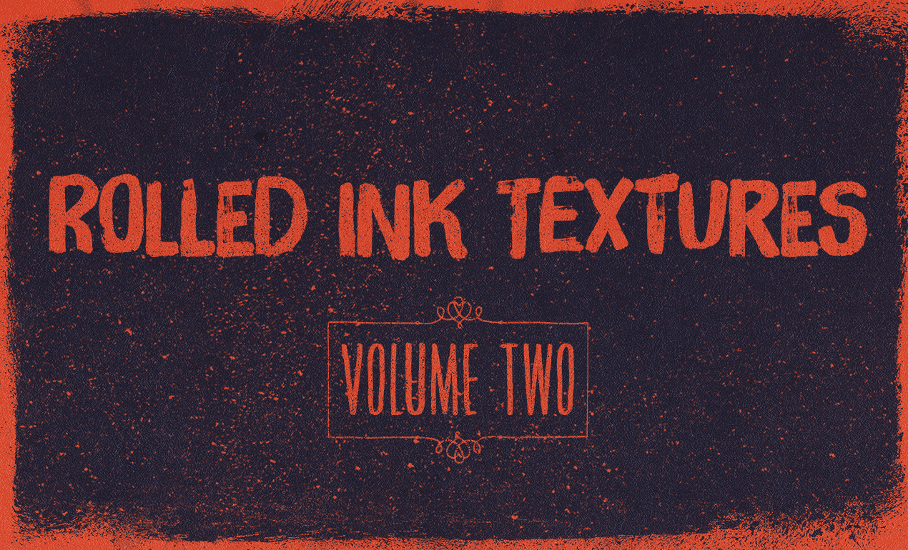 Texture tutorial how to apply our rolled ink textures to your