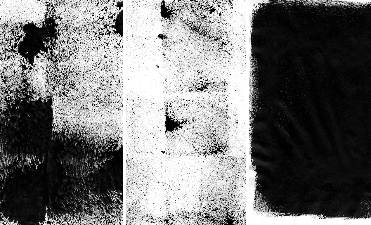 Rolled Ink Texture Pack, Volume 2