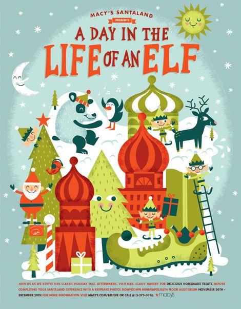 Holiday Graphic Design Inspiration 4