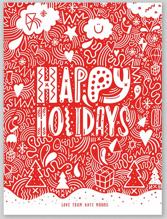 Holiday Illustration 11