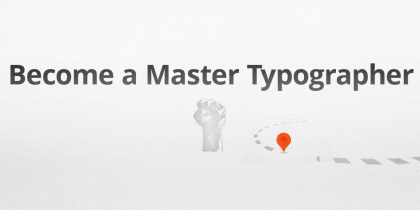 how to learn typography