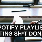Best Spotify Playlists for Getting Sh*t Done, Go Media Staff, Volume 6 – Kim Finley