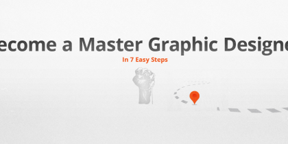 how to become a master graphic designer