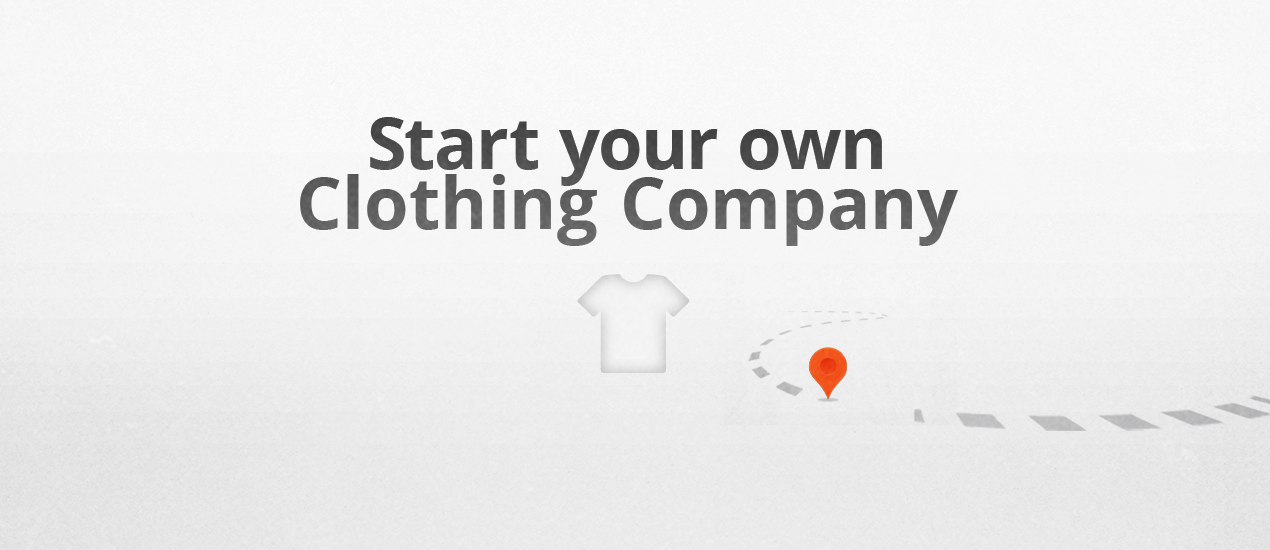 How to start your own clothing business online