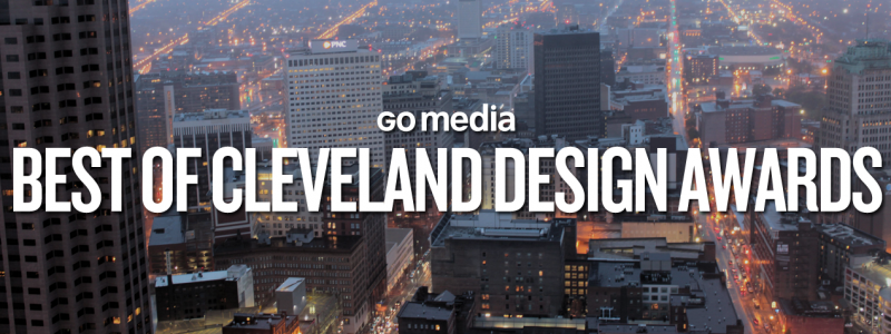 Best of Cleveland Web and Graphic Awards 2014