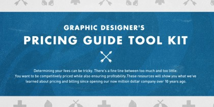 graphic designer's pricing guide
