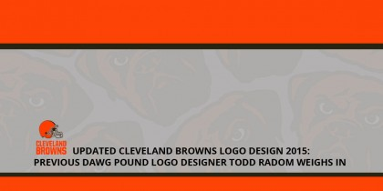 Cleveland Browns Logo Design 2015