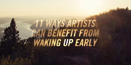 benefits to waking up early
