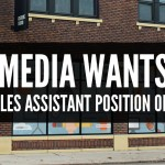 Sales Assistant Position Open at Go Media