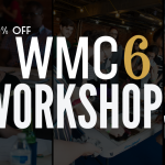 Want 50% Off WMC Workshop Tickets?
